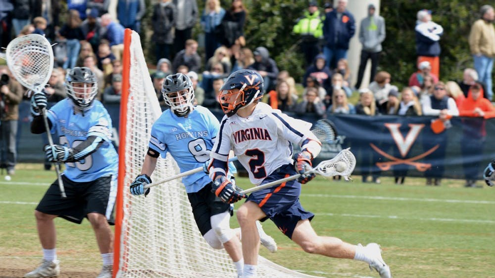 Sophomore attacker Michael Kraus scored the game-winner against Vermont in the non-conference clash.