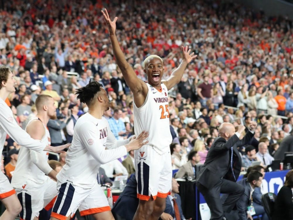 Virginia men's basketball is back! Senior forward Mamadi Diakite and the Cavaliers are ready to defend their national title.