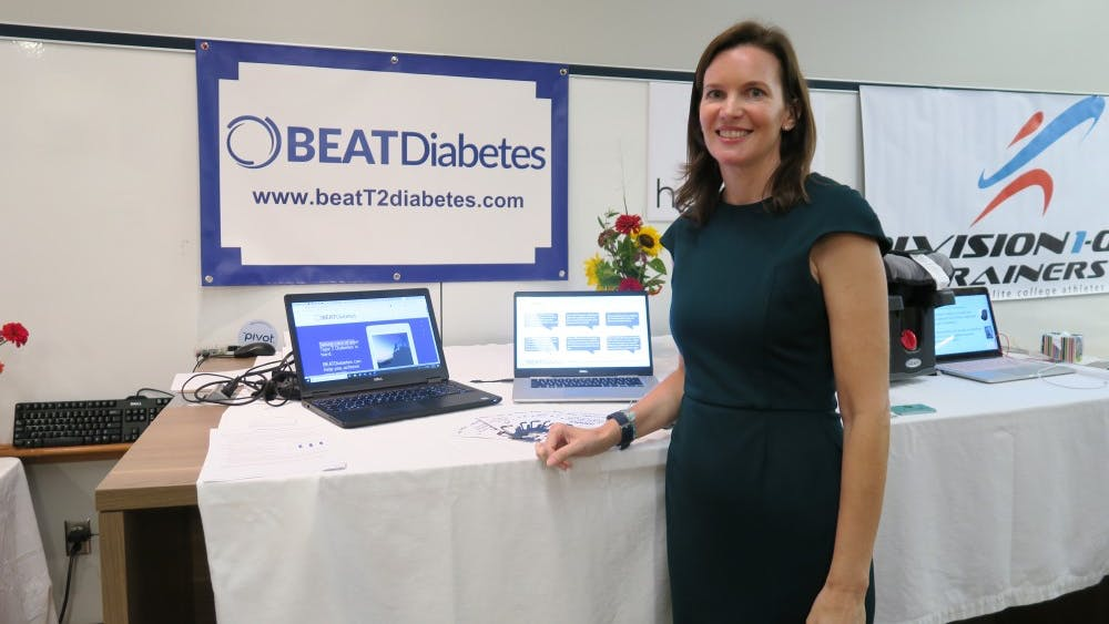Dr. Susan Blank offers an affordable solution to patients with Type 2 diabetes.