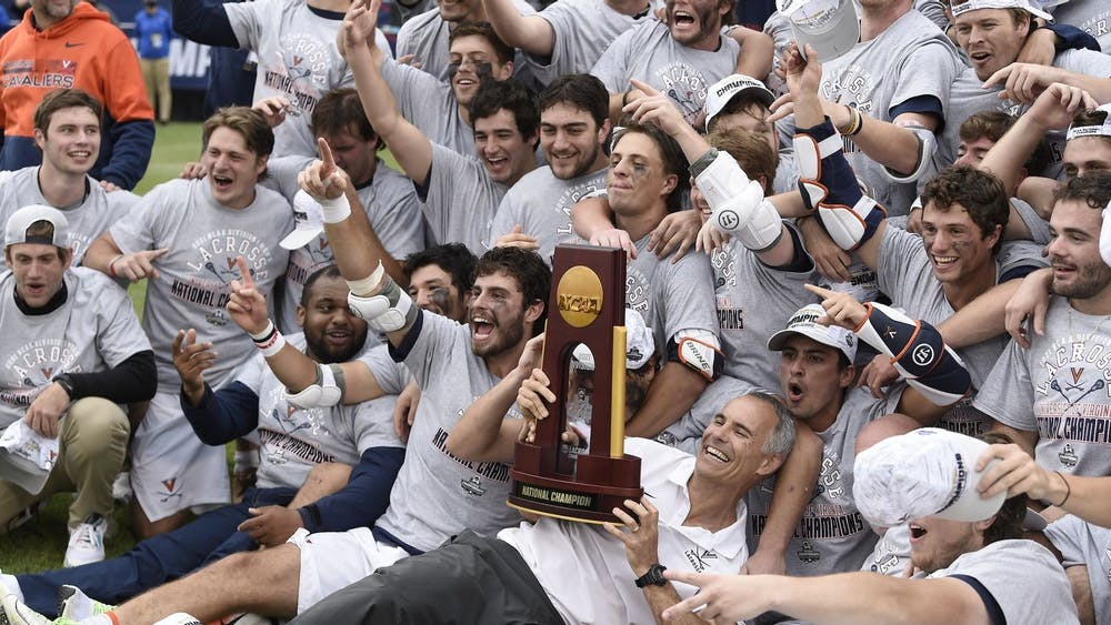 This is the second national championship for Coach Lars Tiffany during his five years with the Cavaliers.