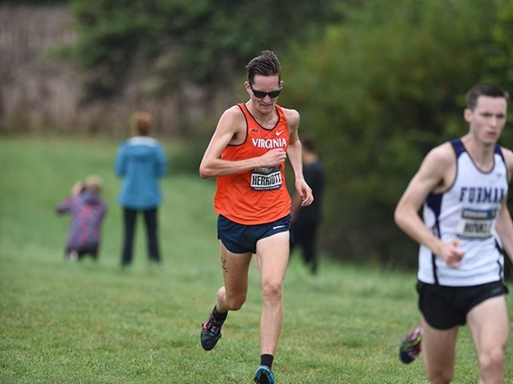With a ninth place finish overallin the Men's 10k race at the NCAA Southeast Regional, senior Zach Herriott helped his team earn an automatic bid to the NCAA Championships. Virginia cross country finished second with a total score of 105.