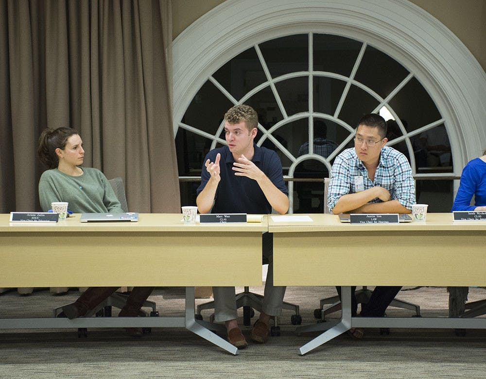 <p>The working group's recommendations won't be ready until the end of the semester, and West expects to review them in more detail during the spring semester.</p>