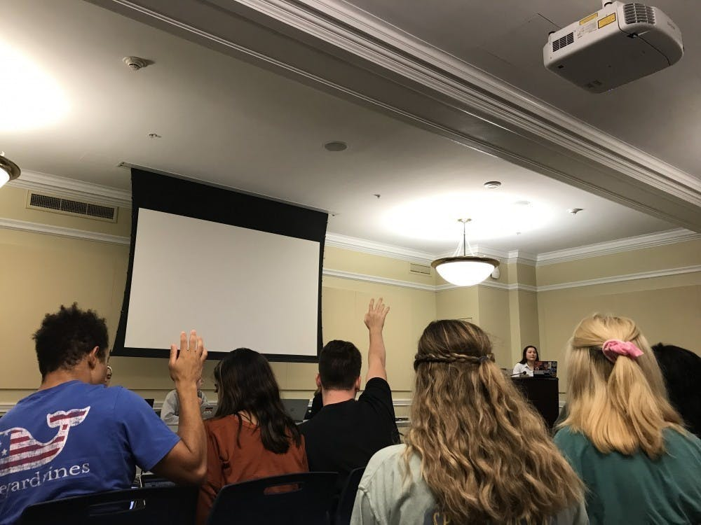 <p>Given the inability of the representative body to step up to the plate, we should not be surprised how little the student body seems to care about the organization.&nbsp;</p>