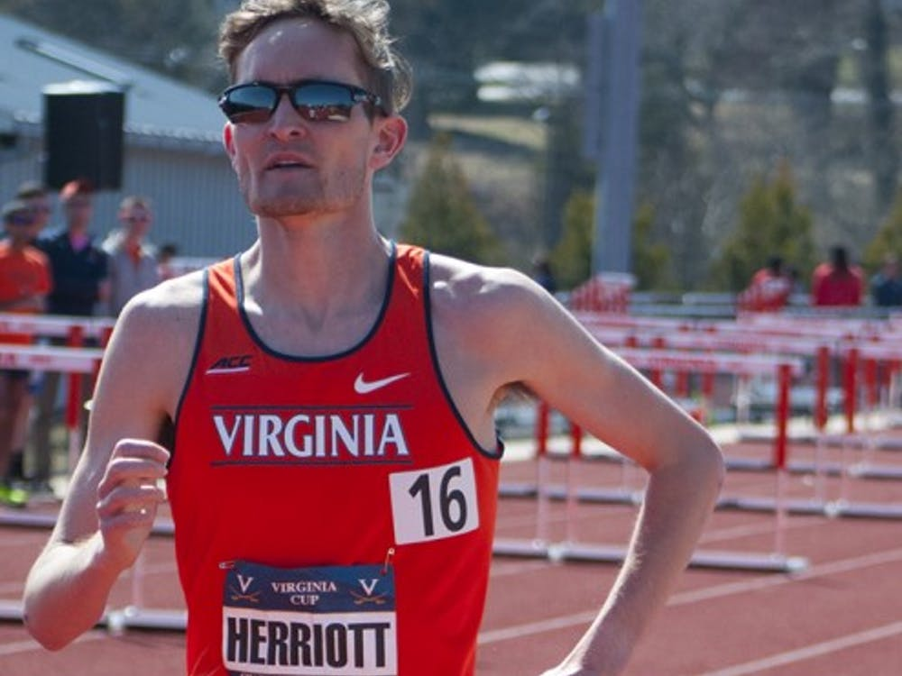 Senior Zach Herriott, who placed ninth in the 10K at the Southeast Regional Championships last Friday, will compete at the men's NCAA cross country championship this weekend.