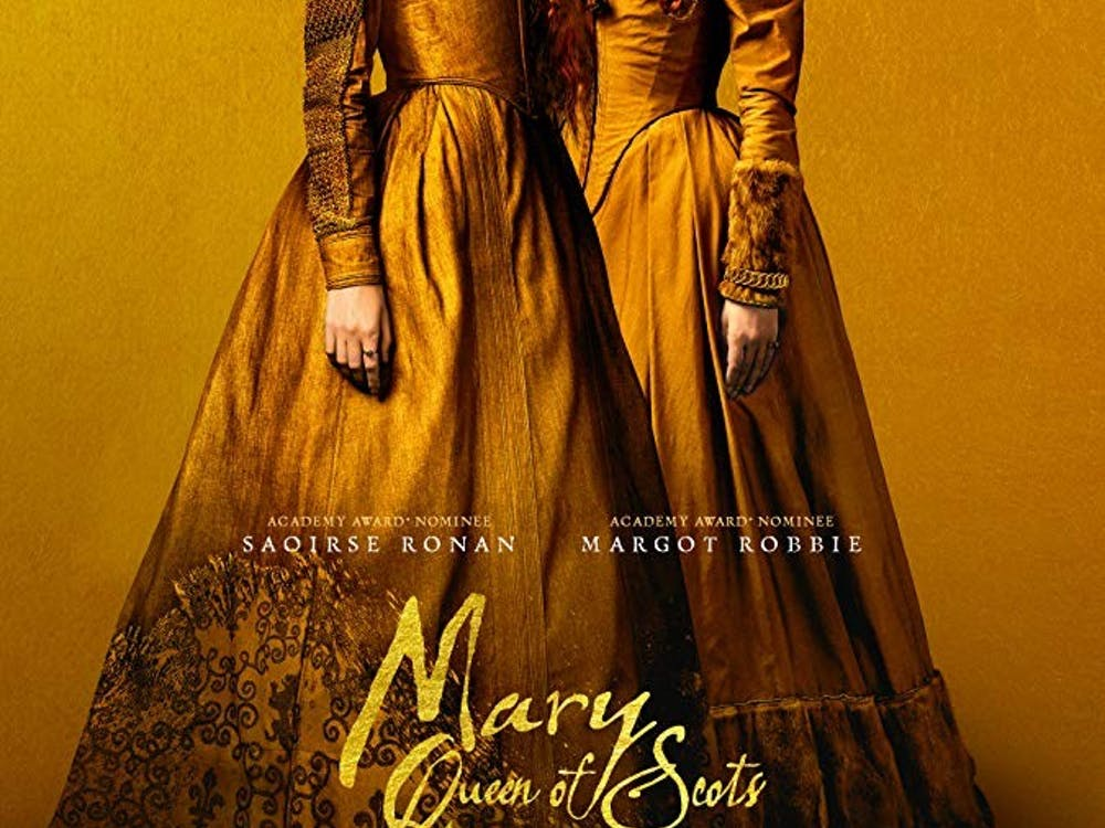 """Saoirse Ronan puts on an impressive performance in """"Mary Queen of Scots"""" as the title matriarch, in a film notable for its depiction of female power plays."""