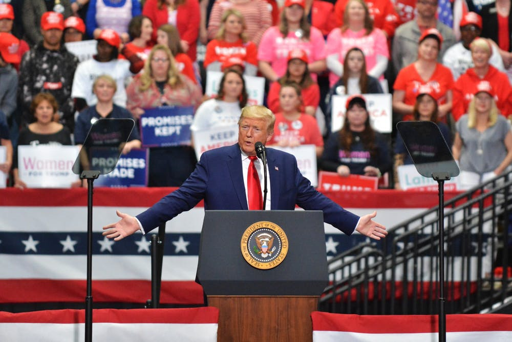 <p>One example of these false equivalencies occurred during the 2016 Presidential Election.</p>