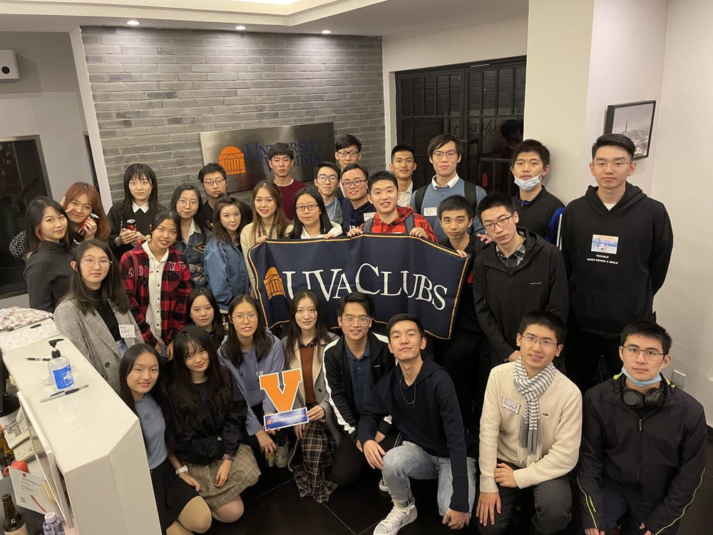 <p>Chinese international students at Fudan University are able to take courses and live on-campus while maintaining their status as University students.</p>