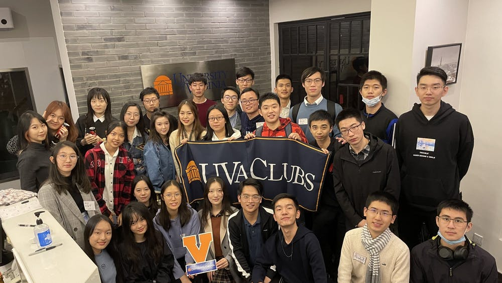Chinese international students at Fudan University are able to take courses and live on-campus while maintaining their status as University students.