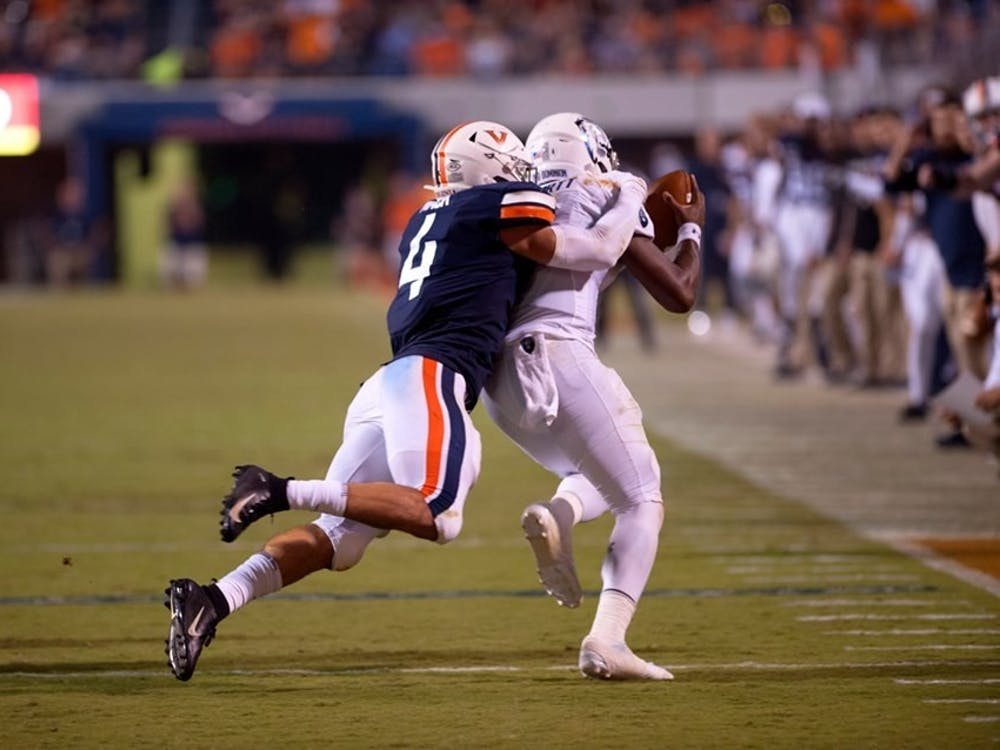 Senior linebacker Jordan Mack won the Jim Tatum Award Monday, given to the league's top senior student-athlete. Mack is the first Virginia player to win the award since tight end Tom Santi won it in 2007.