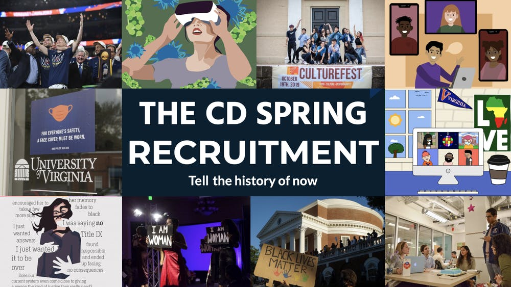 Writing for The Cavalier Daily can create opportunities to interact with your community, such as interviewing a professor for a Life feature or contacting healthcare facilities for News articles about COVID-19. You can even explore local music artists for the Arts &  Entertainment section.