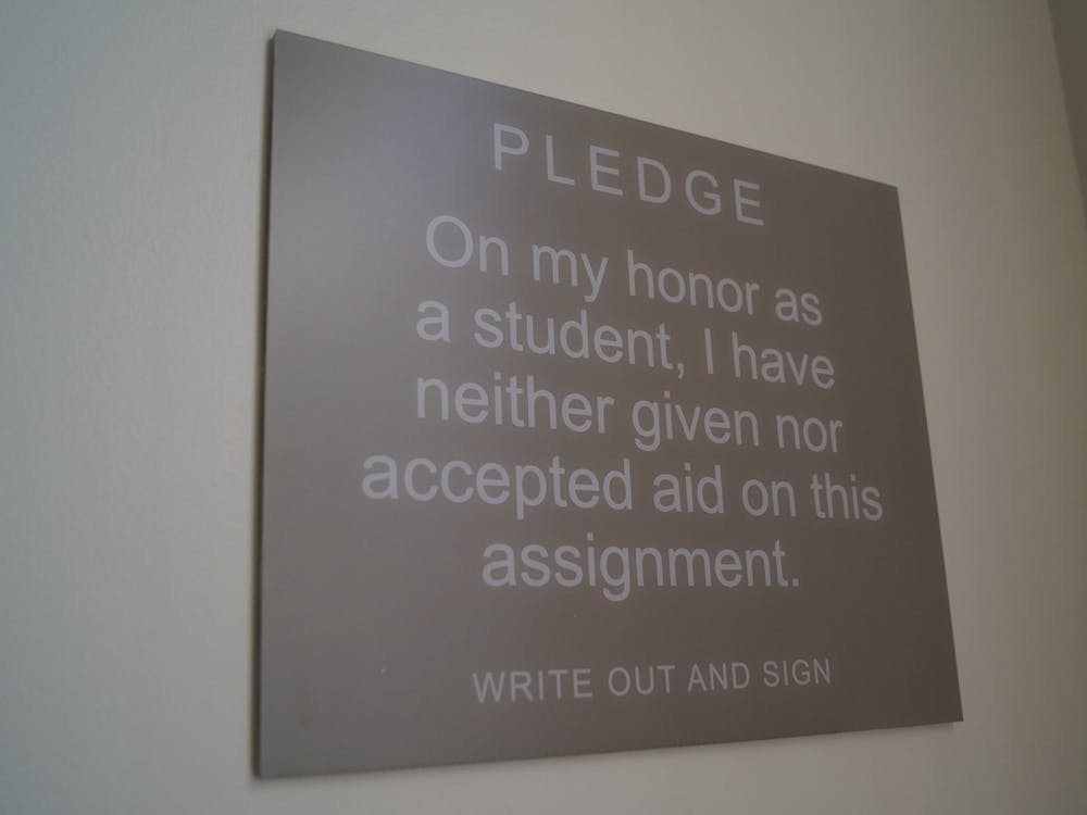 To put it plainly — eliminating the Honor Committee would promote equity in our community.