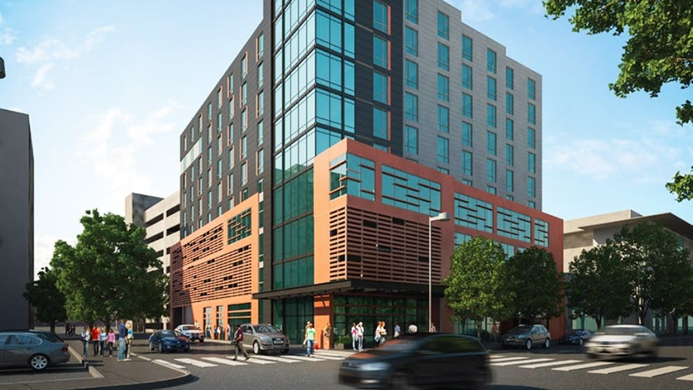 City Council approved construction for the hotel in January 2015, after review began in 2014.