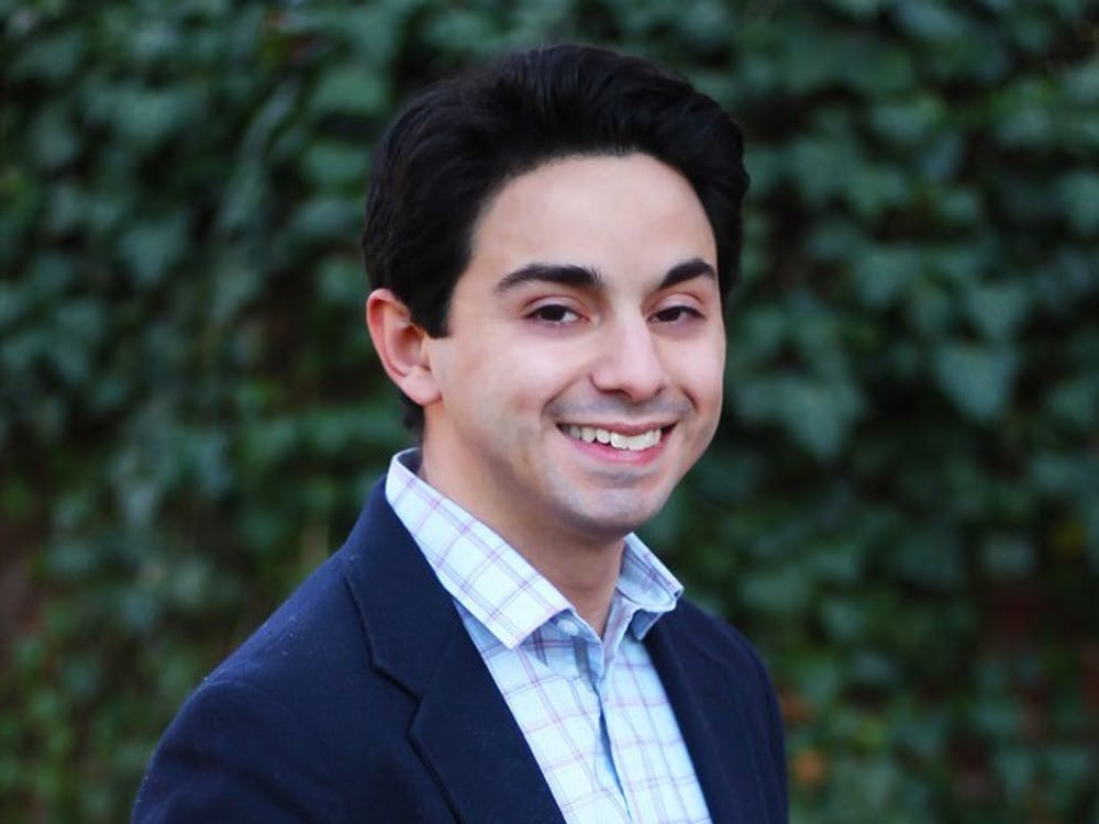 Cintron has been a member of Student Council since his first year at the University and has most recently served as Student Council's Vice President for Administration.