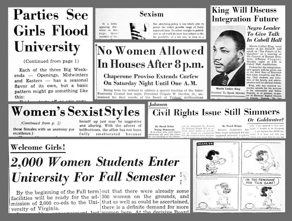 <p>Two-hundred years later, the undergraduate student body has grown to 17,011, and female students outnumber men by nearly 2,000. Roughly 44 percent of the undergraduate student body is nonwhite. Yet, the still-continuing pathway to inclusivity has been one checkered with obstacles.&nbsp;</p>