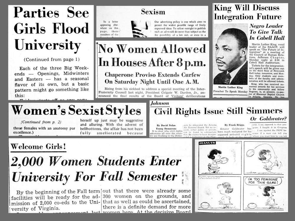 Two-hundred years later, the undergraduate student body has grown to 17,011, and female students outnumber men by nearly 2,000. Roughly 44 percent of the undergraduate student body is nonwhite. Yet, the still-continuing pathway to inclusivity has been one checkered with obstacles.