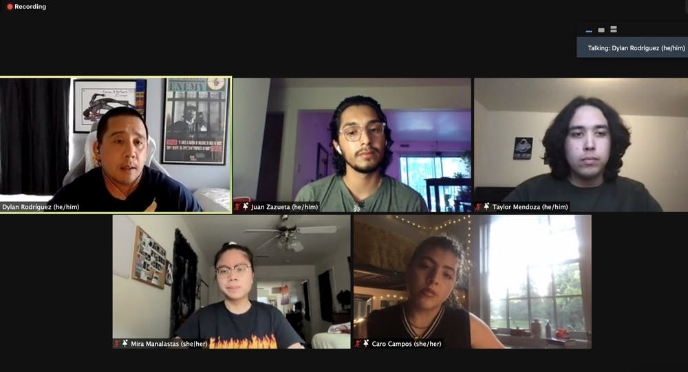 <p>On Tuesday, undocUVA concluded its series by teaming up with OYFA to welcome Dylan Rodriguez, a professor at the University of California, Riverside and one of the founders of Critical Resistance.</p>