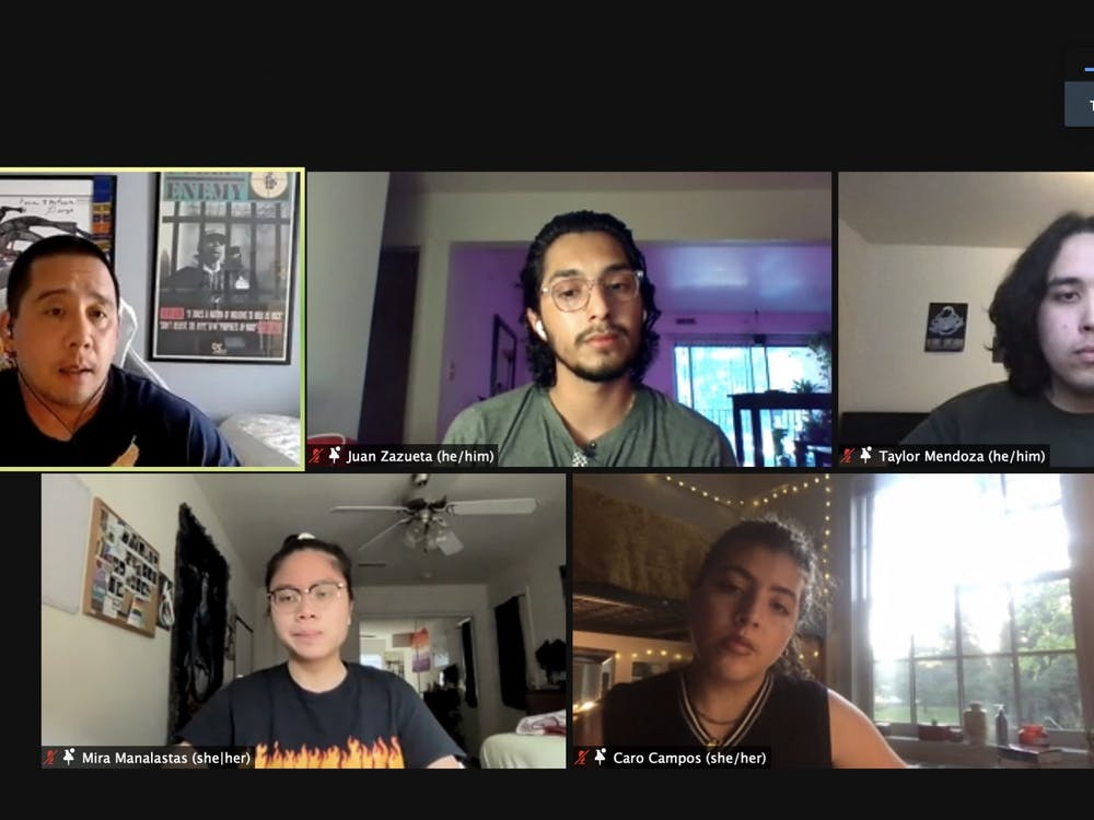 On Tuesday, undocUVA concluded its series by teaming up with OYFA to welcome Dylan Rodriguez, a professor at the University of California, Riverside and one of the founders of Critical Resistance.
