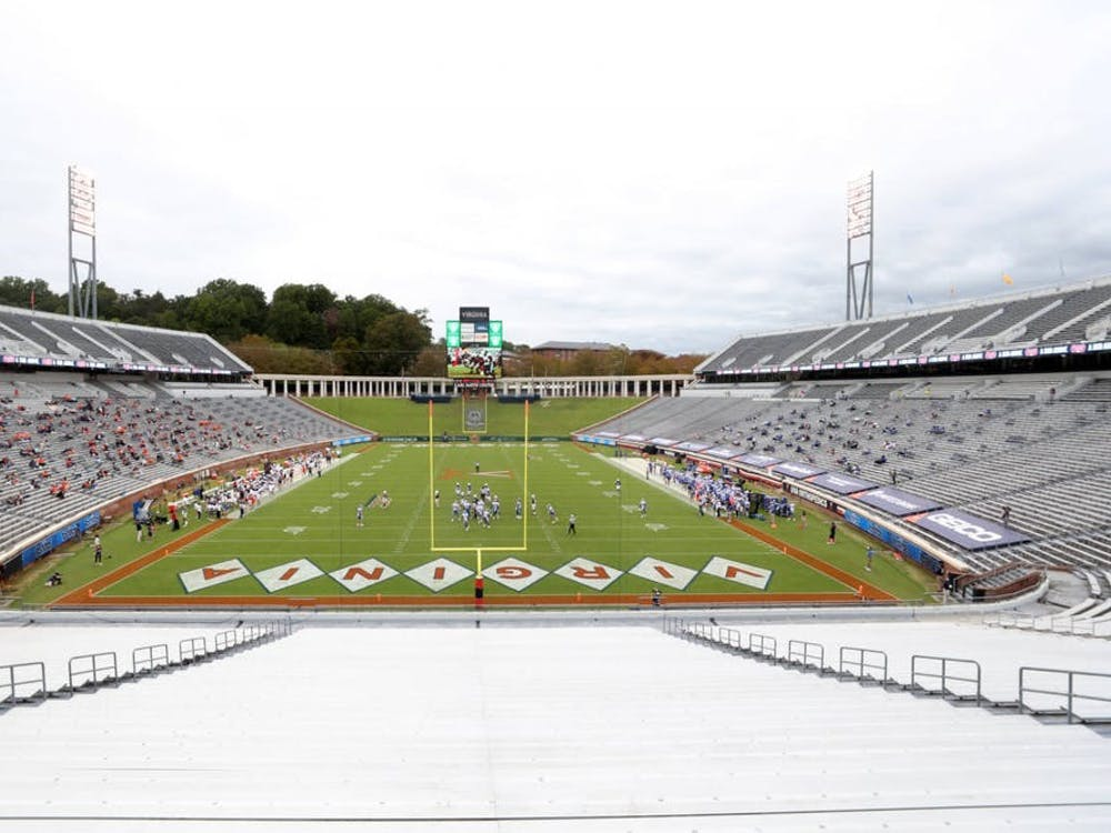 No Virginia football players or coaches were withheld from Saturday's win against Louisville, one week after the game had been postponed due to an outbreak of cases in Louisville's program.