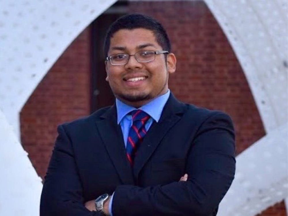 <p>Al Ahmed is a third-year Curry student.</p>
