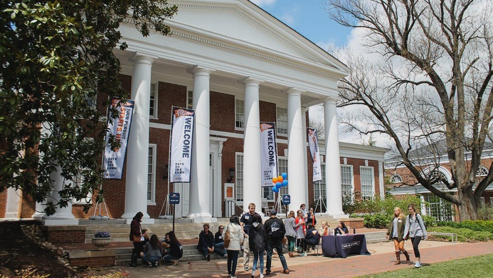 Days on the Lawn allows prospective, admitted students to learn more about the University.