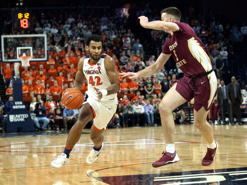 Senior guard Braxton Key recorded 13 points in addition to a game-high nine rebounds.