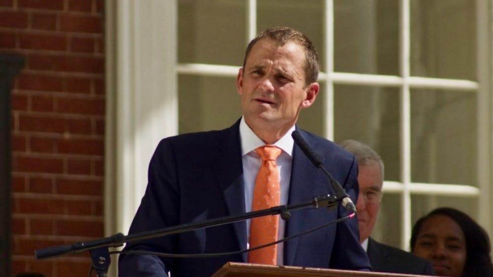 James E. Ryan was named as the University's next president in September. He is currently the dean of the Harvard Graduate School of Education and previously taught at the University of Virginia's School of Law.