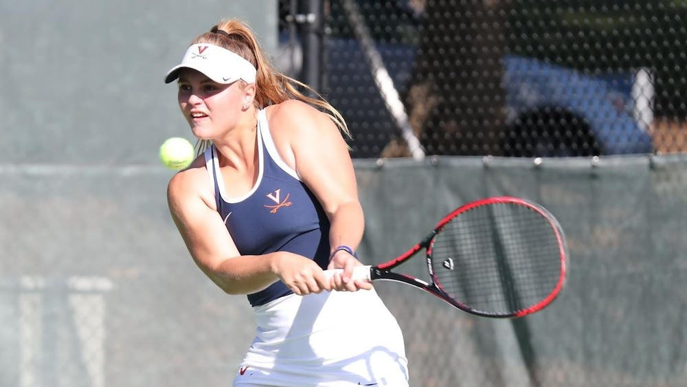 Sophomore Amber O'Dell picked up a 4-6, 6-3, 6-4 victory to clinch the win against No. 16 California