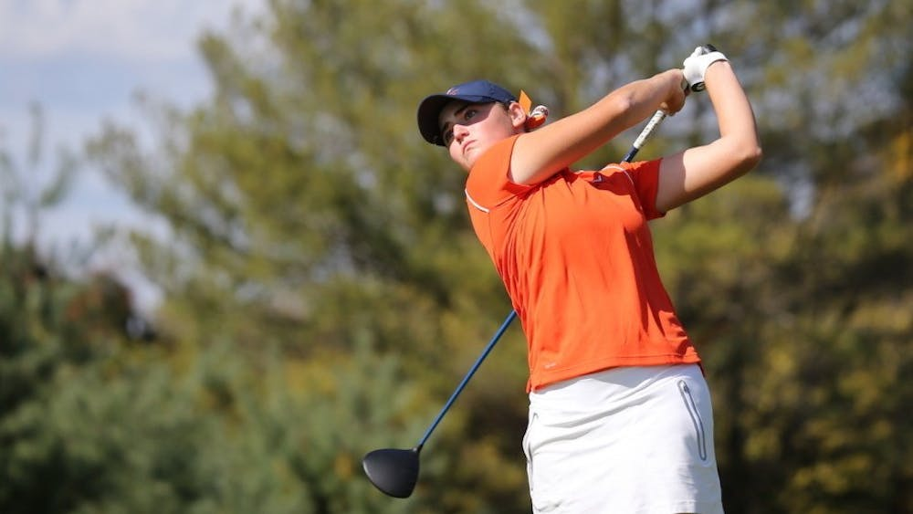 Sophomore Anna Redding posted Virginia's top score over the weekend at the Mason Rudolph Championship. The Concord, North Carolina native shot a 3-over, 219, helping her Cavalier team record a top-ten finish.