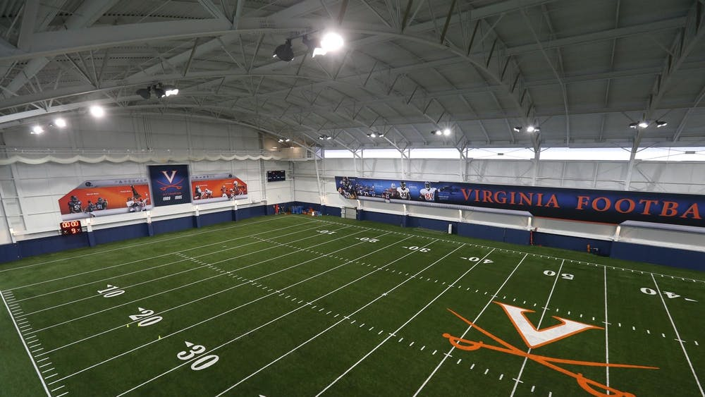 As Virginia football resumes spring practices, the team is remaining vigilant in its efforts to reduce the risk of COVID-19.
