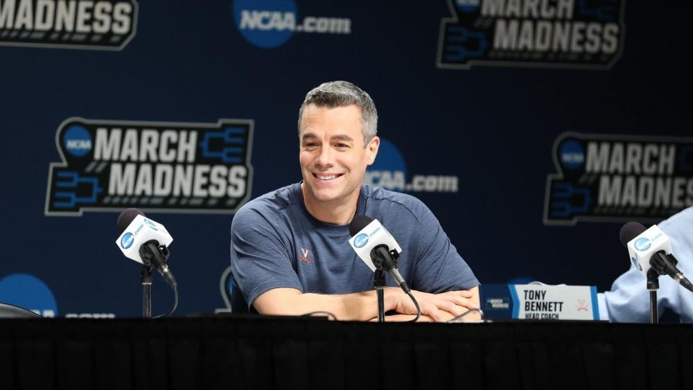 <p>Coach Tony Bennett has added another recruit to his 2019 class, small forward Justin McKoy.</p>