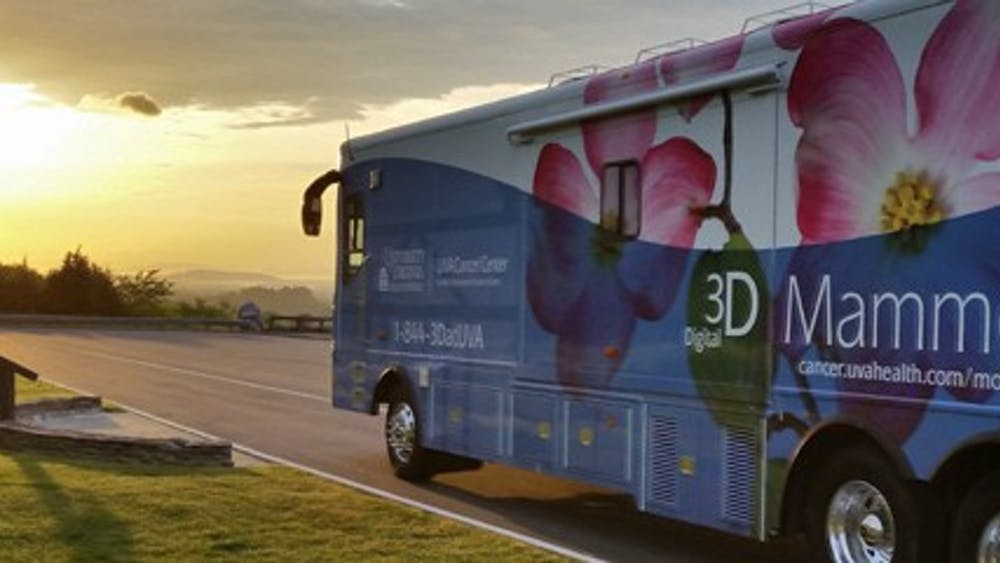 Innovative technologies like a 3D mammography bus and intraoperative radiation therapy distinguish the University Cancer Center's Breast Cancer Program.