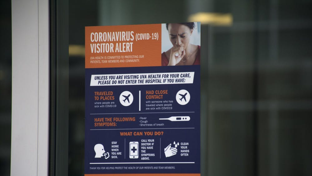 The University Health System has instituted operational changes such as hospital visitor screenings and the rescheduling of all ambulatory visits due to COVID-19.