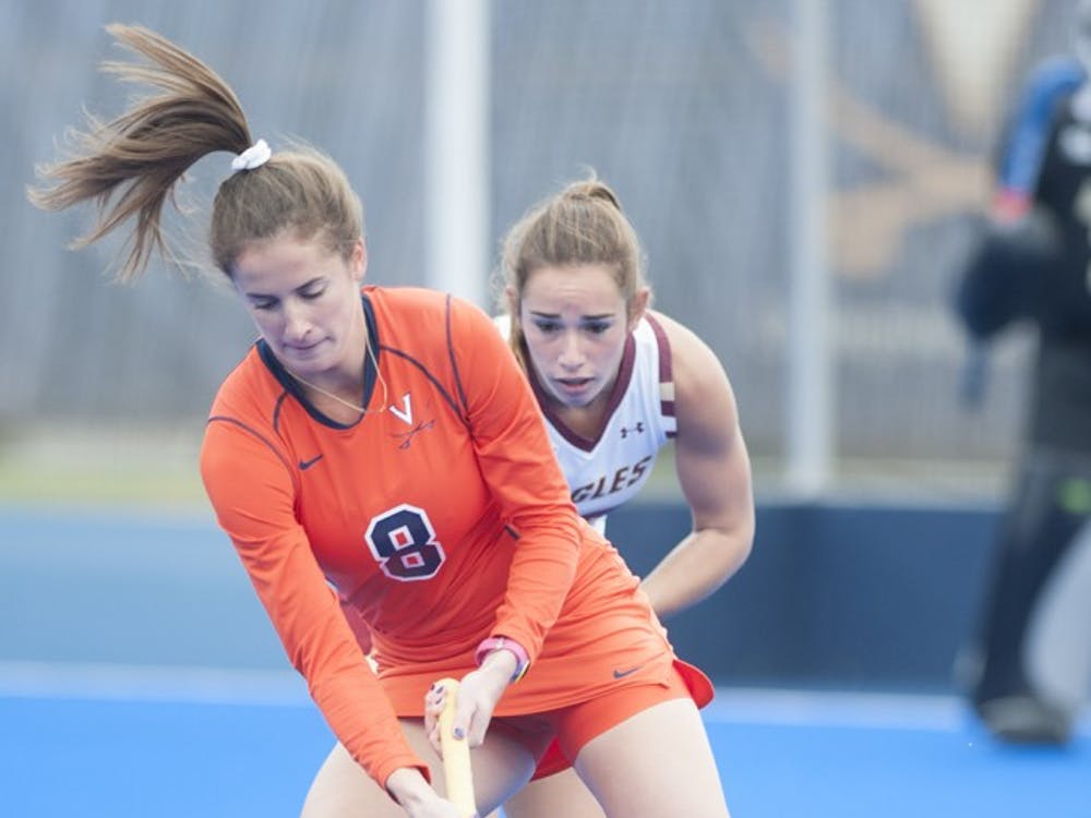 Sophomore midfielder Tara Vittese paced Virginia with 35 points this season. The younger sister of former Cavalier field hockey players Michelle and Carissa Vittese ranked 14th nationally in points per game in her second collegiate campaign.
