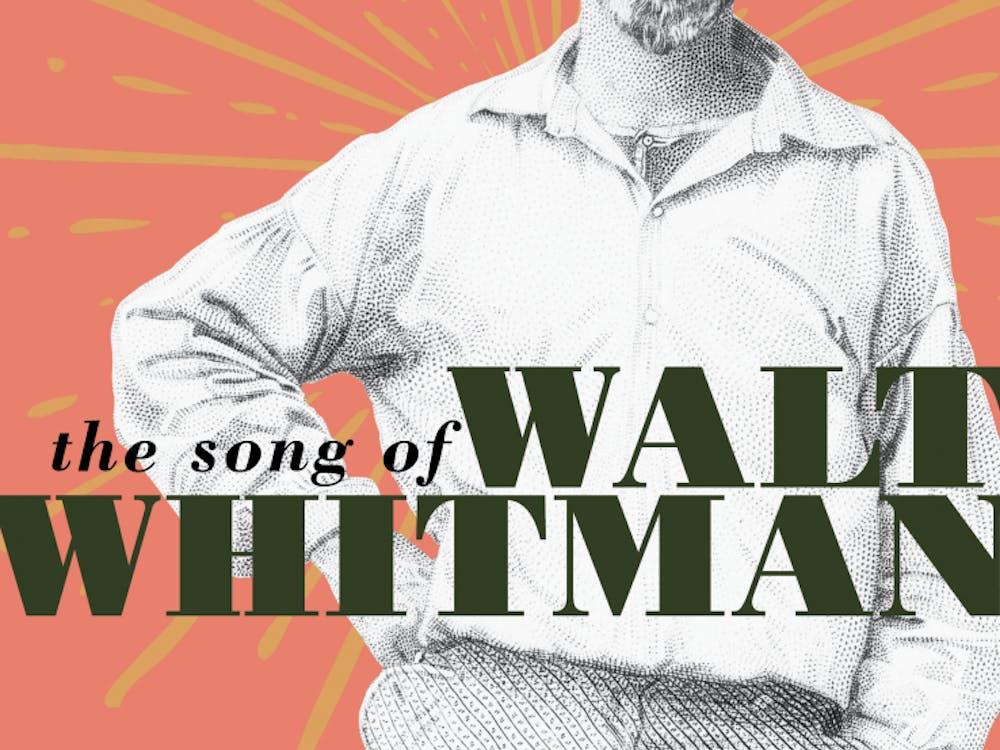 """Encompassing Multitudes: The Song of Walt Whitman"" will be on display at Special Collections through July 27, 2019."