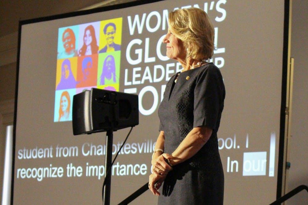 Women's Forum keynote speaker emphasizes importance of ...