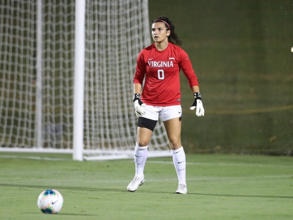 Junior goalkeeper Laurel Ivory posted a clean sheet with four saves against the Blue Devils.