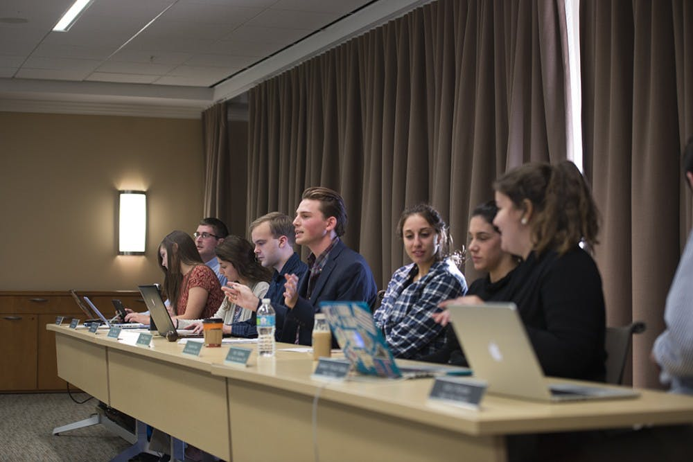 <p>During the meeting, members heard a presentation from the UJC educators, investigators, and counselors. Even though not everyone is directly involved in trials, Wellman says its still important that everyone is aware of procedures.&nbsp;</p>