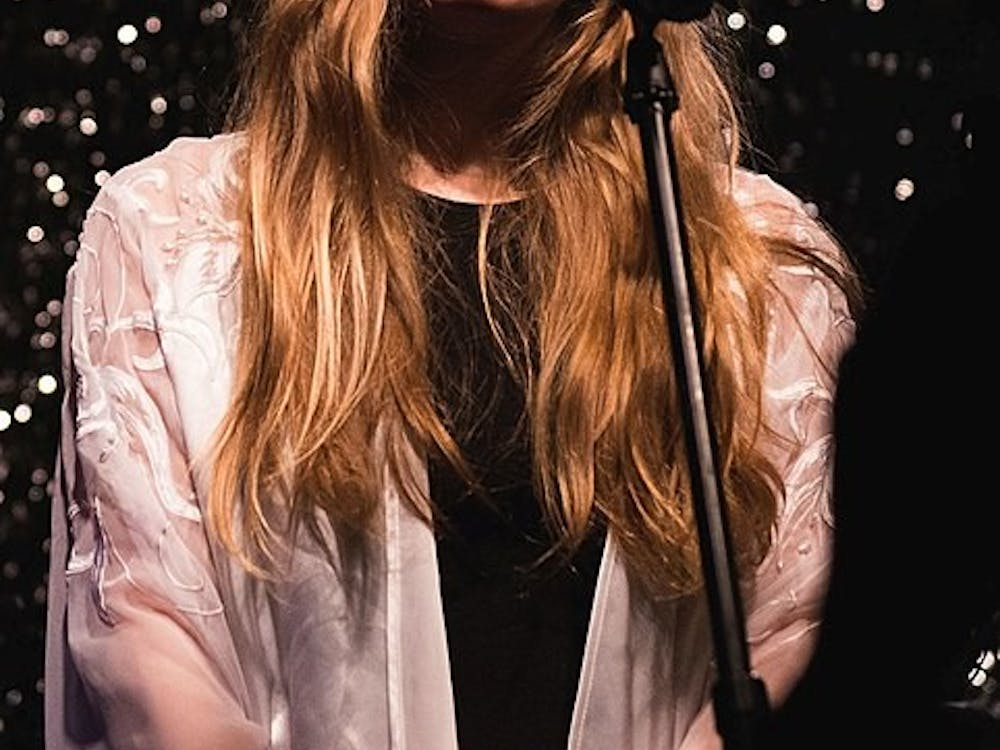 """Singer-songwriter Maggie Rogers released her debut album """"Heard It in a Past Life."""""""