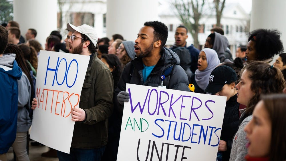 Hardworking student activist groups such as Living Wage Campaign also will be critical in forcing the University to continue to work on the gaping inequities in our community.