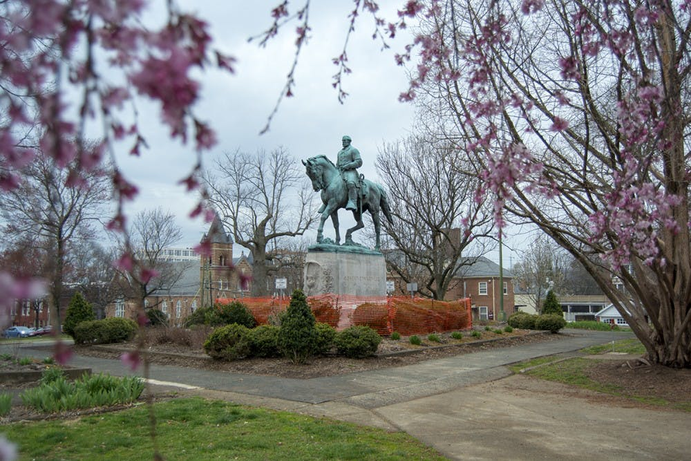 <p>In renaming the parks, members of the city hope to tell an honest narrative about Charlottesville's checkered past in regard to civil rights and slavery.&nbsp;</p>