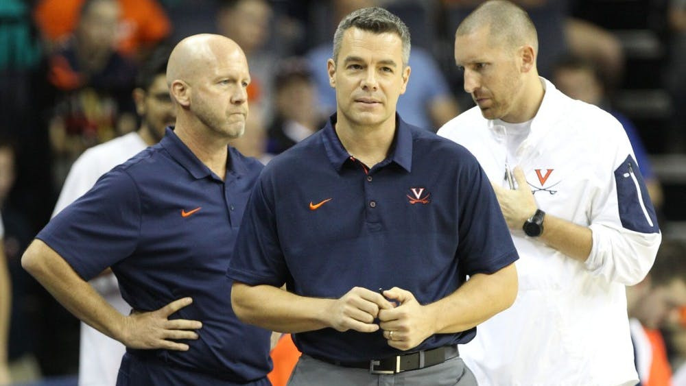 Virginia Coach Tony Bennett has attracted talented recruits over the years.