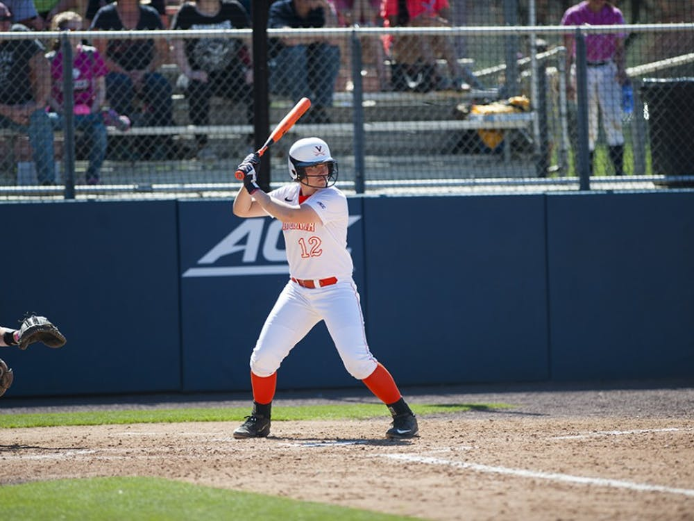 Junior catcher Katie Parks currently leads Virginia's offense, hitting .283 with six home runs, 28 RBI and 13 runs.