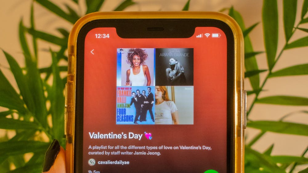 This is a versatile playlist for whatever you may be feeling this Valentine's Day.