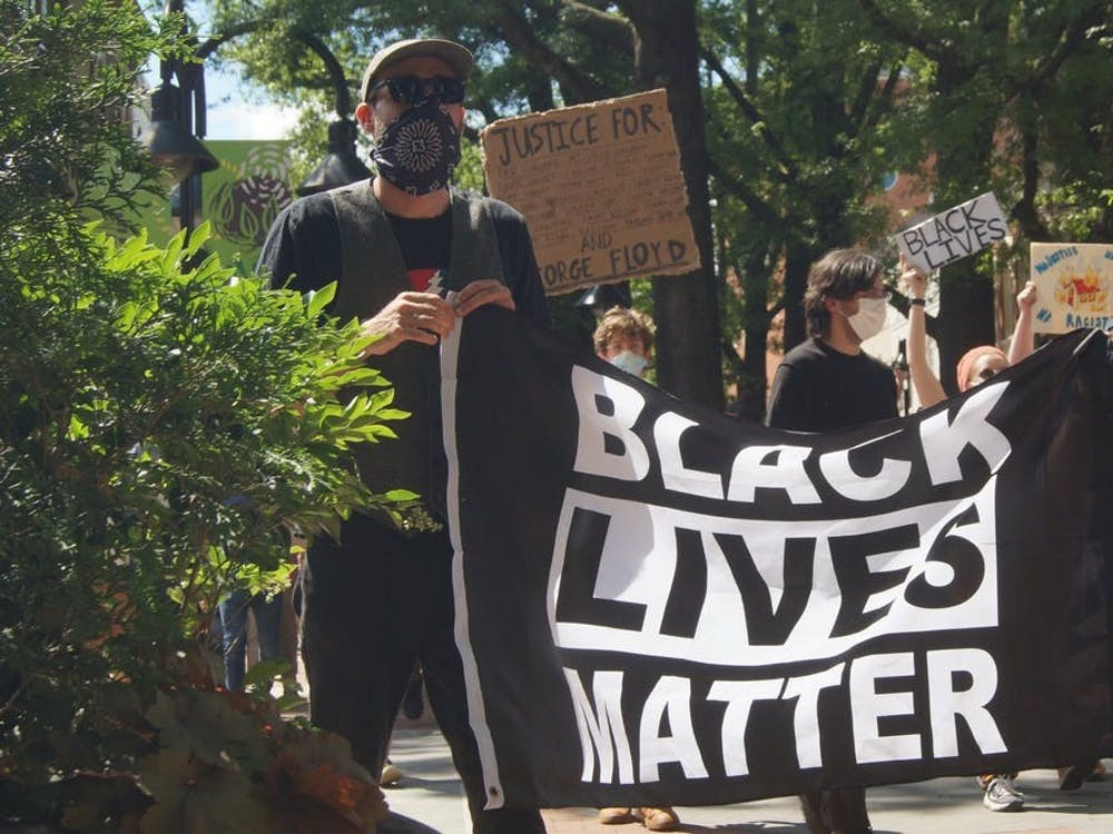 El Comité Editorial de The Cavalier Daily está en solidaridad con el movimiento de Black Lives Matter.