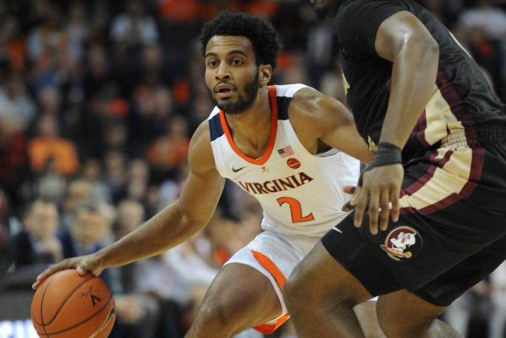 Junior forward Braxton Key has been integral to Virginia's defense in his first season with the Cavaliers.