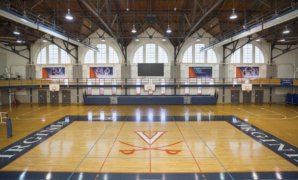 <p>The Cavaliers were previously set to play six more matches this spring — all of which are now canceled.&nbsp;</p>