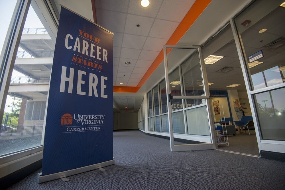 The U.Va. Career Center created this program in conjunction with the Alumni Association to help address the lack of summer internships caused by the COVID-19 pandemic.