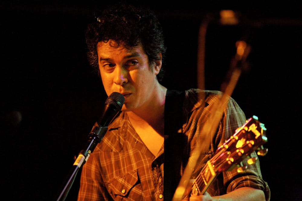 "<p>M. Ward is an alternative artist known for his solo work and duo ""She &amp; Him"" with Zooey Deschanel.&nbsp;</p>"