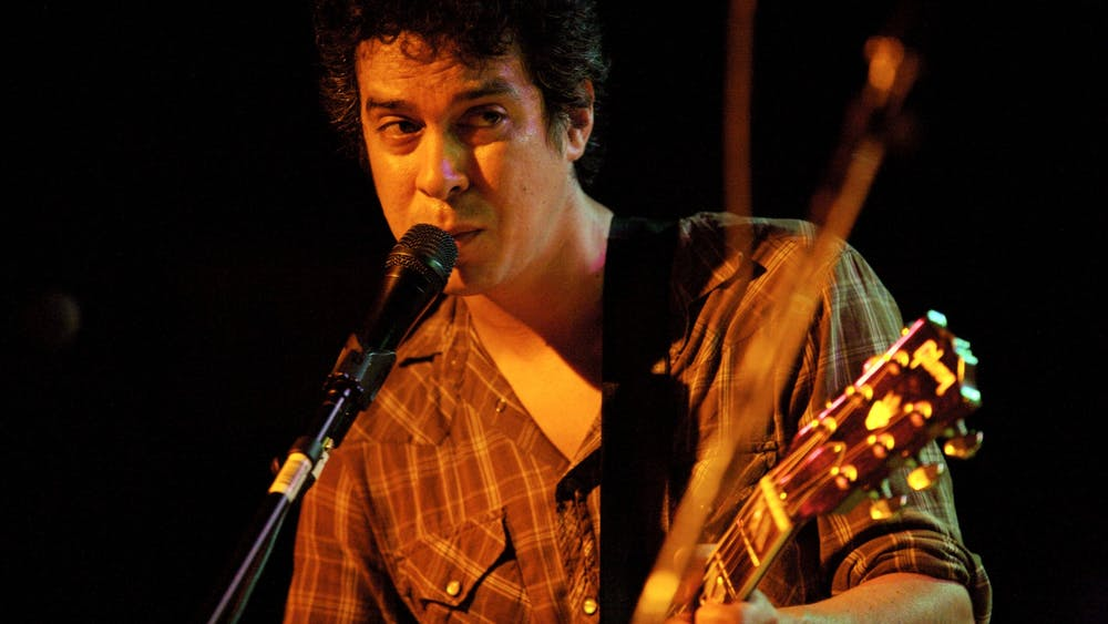 "M. Ward is an alternative artist known for his solo work and duo ""She & Him"" with Zooey Deschanel."