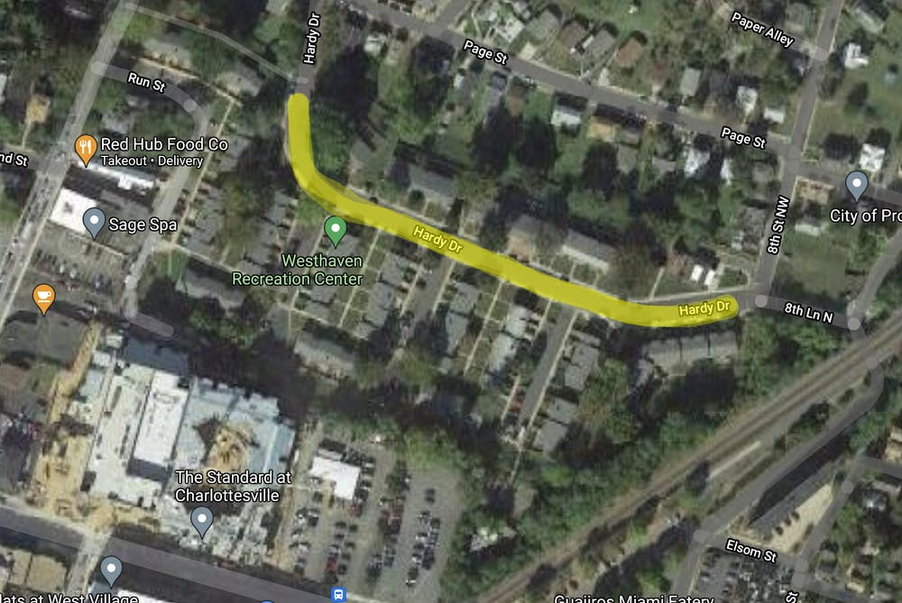 <p>After officers arrived at the 800 block of Hardy Drive, a light grey sedan left the area at a high rate of speed.&nbsp;</p>